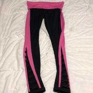 Black & Pink PINK Yoga Pants